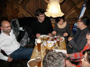 Munich-dinner
