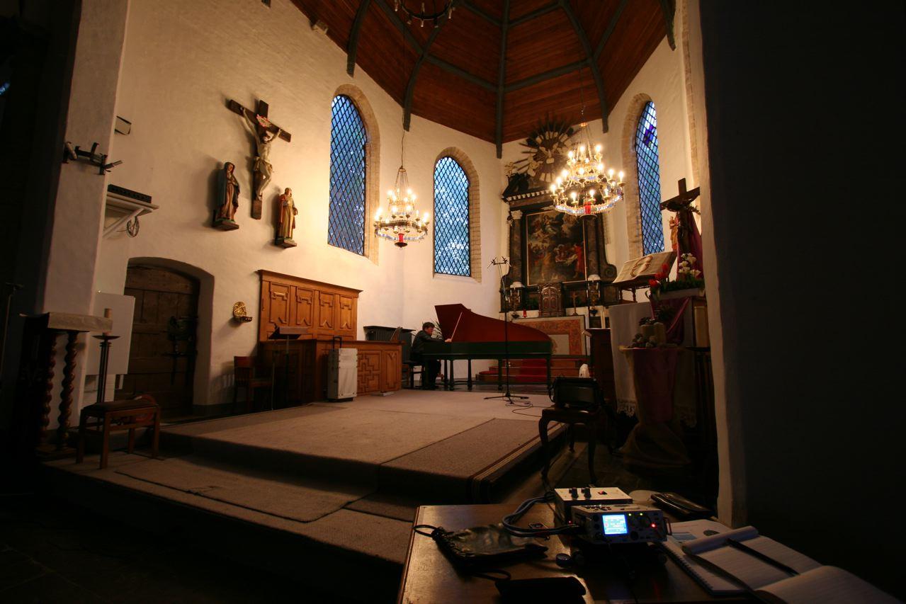 kerk recording